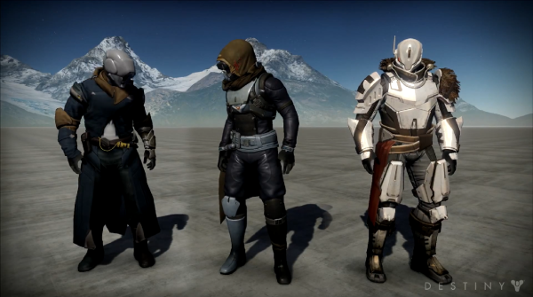 Destiny Character: Notable Guide