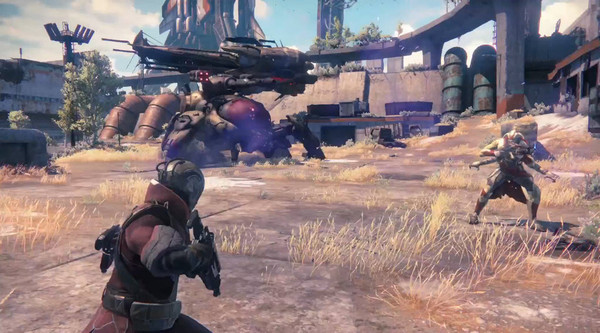 "9 ""The Dark Below"" Is The First Downloadable Expansion For ""Destiny"""