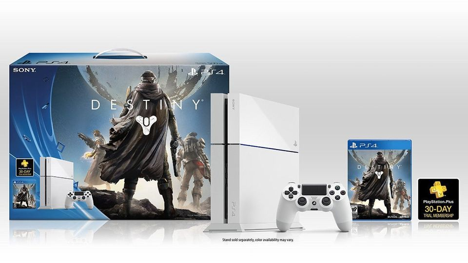 13 $349 Spent at Best Buy With a copy of Destiny