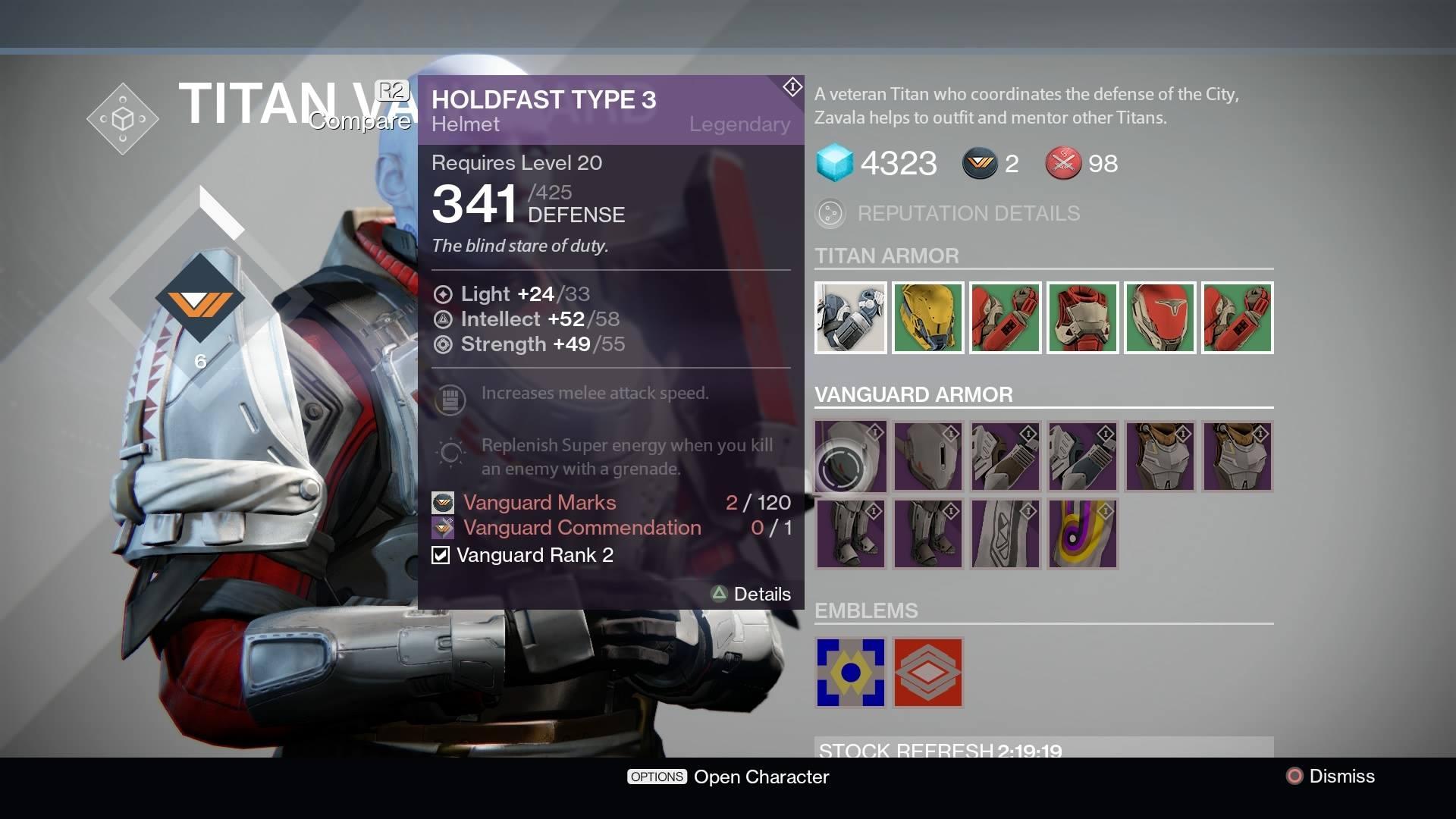 how to raise light level in destiny