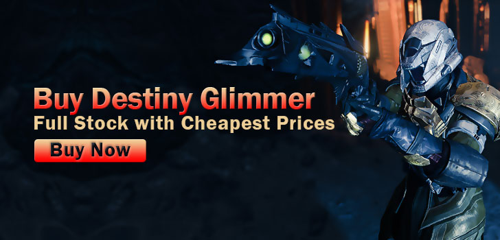 Destiny-Store.com - A Trusted Destiny Glimmer Seller