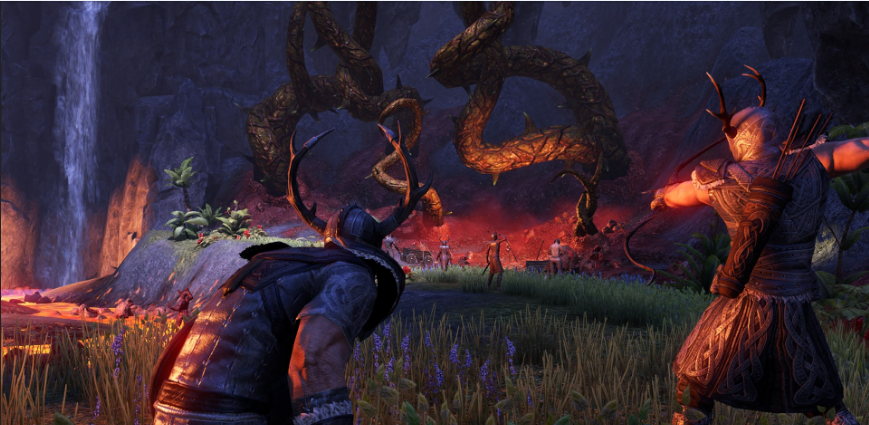 ESO: Features of New Dungeons in Horns of the Reach