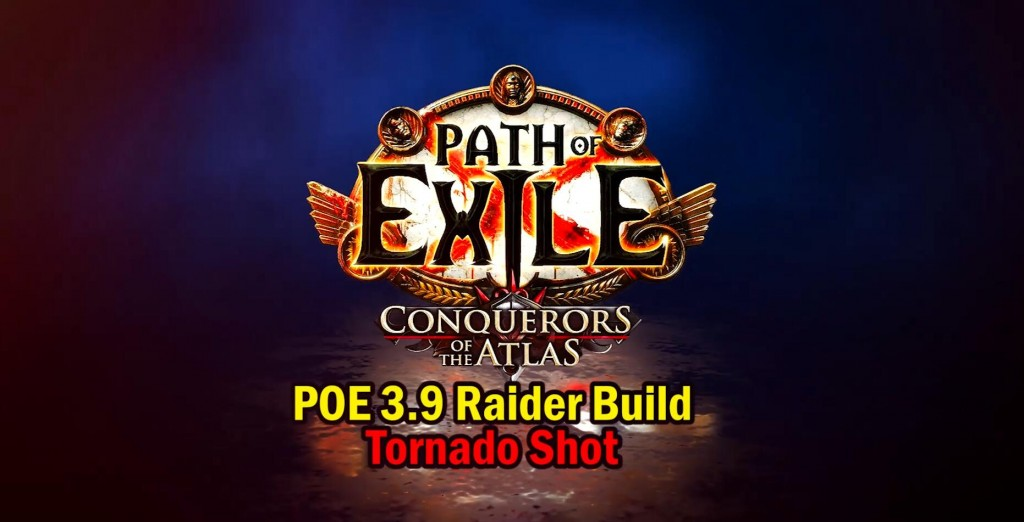 POE 3.9 Raider Build